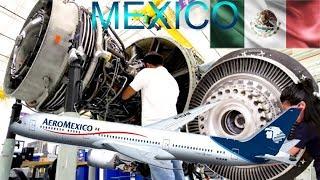 HECHO EN MÉXICO: El Gran Avance y Crecimiento de la Industria Aeroespacial en México