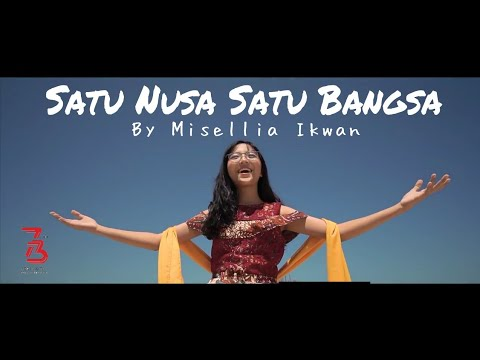 Satu Nusa Satu Bangsa Spesial HUT RI Ke 73 🇮🇩 | Cover By Misellia Ikwan
