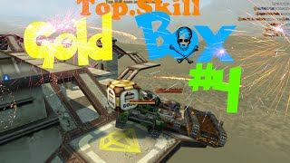 Нарезка Голдов #4 от Top.Skill | Tanki Online |Gold Box Video|