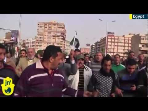 Port Said football riots: clashes in Egypt ahead of deadly stadium riot verdict confirmation