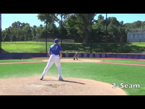 2017 Jacob Rosen RHP   North Shore Hebrew Academy, NY - College Baseball Recruit