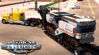 I znowu objazd - American Truck Simulator   (#35)