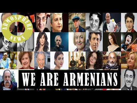 WE ARE ARMENIANS