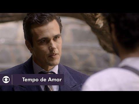 Tempo de Amar: capítulo 127 da novela, quinta, 22 de fevereiro, na Globo