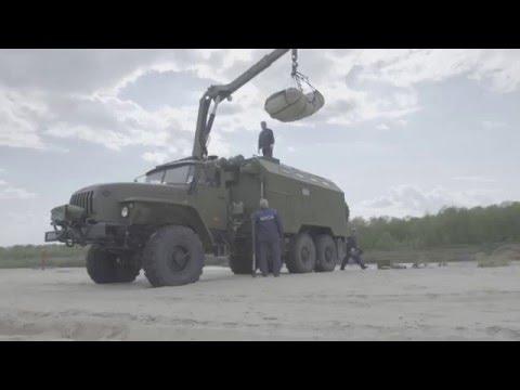 Подвижные средства технического обслуживания и ремонта Корпорации Проект-техника