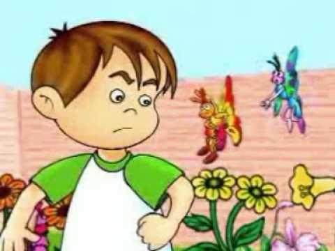 Un jazmin en mi jardin cuento infantil youtube for Andalue jardin infantil
