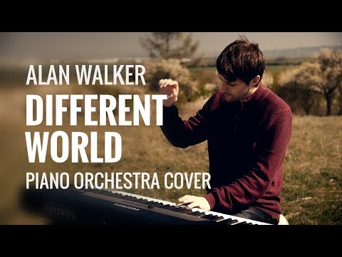 Alan Walker - Different World feat Sofia Carson K-391 & CORSAK - Piano Orchestra Cover