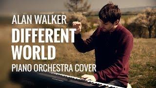 Alan Walker Different World feat. Sofia Carson - Piano Orchestra Cover.mp3