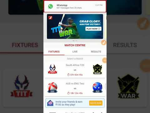 TIT vs WAR South Africa T20 1st Semifinal Dream 11 team||Playing 11(Titans vs Warriors)