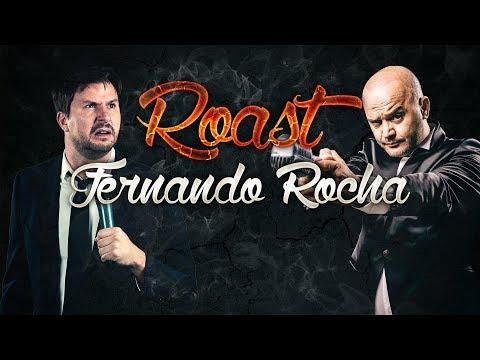 Roast Fernando Rocha - Hugo Sousa
