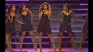 Beyonce Crazy in Love - live