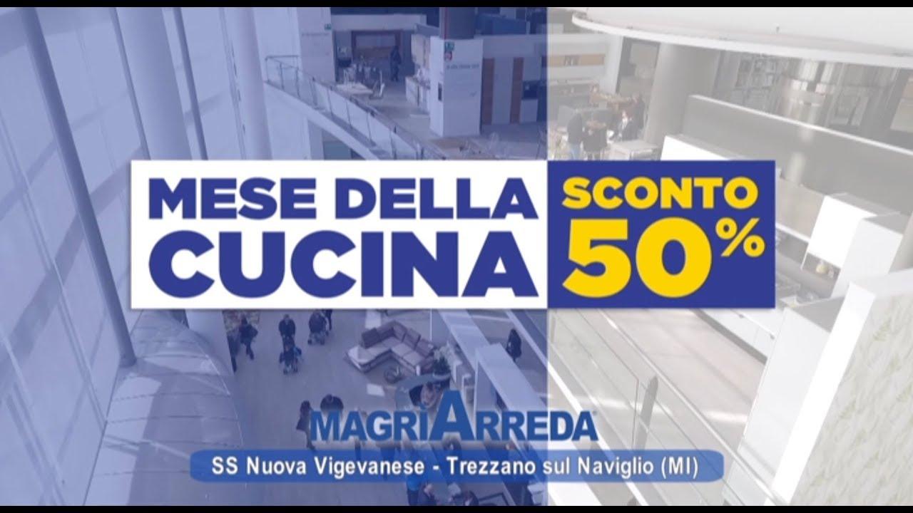 Da MagrìArreda: Cucine al 50% + Tasso Zero + Trasporto e Montaggio Gratis!