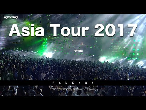 Belfast, Singapore & Bangkok Tour (December 2017)