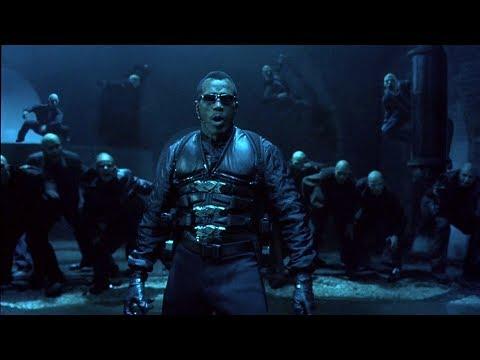 Блэйд в канализации забитой вампирами -