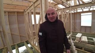 Каркасник в зиму от строительной компании Брусина отзыв бригадира