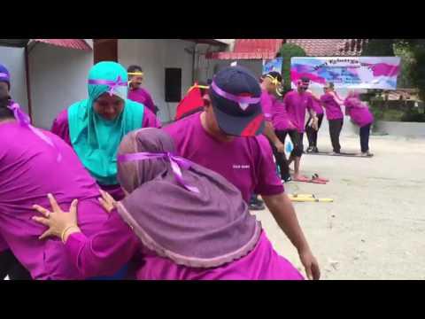 Hari Keluarga Haji Sajadi & Hajah Siti Alijah di Agrotek Garden Resort 30.April - 1.Mei 2017