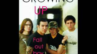 Growing up - Fall out boy