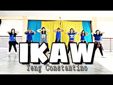 IKAW ( Remix ) - Yeng Constantino | Dance Fitness | Zumba