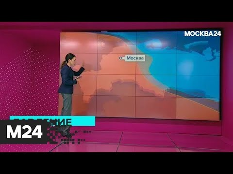 """""""Погода"""": пониженное атмосферное давление ожидается в столице 17 января - Москва 24"""