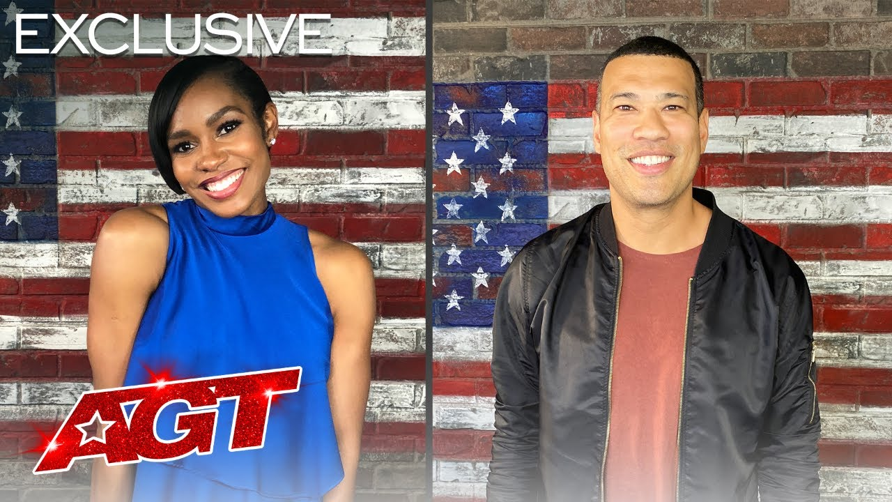 Michael Yo and Shevon Nieto Explain AGT's Impact On Their Lives - America's Got Talent 2020