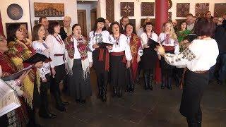 На свято Маланки коломиян вітав хор «Світло Тавору»