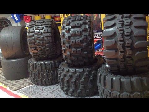 Comparing Proline 2.8s  & My Favourite Proline Tyre-RC Overdose