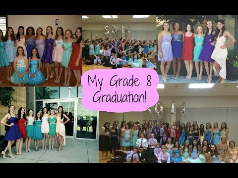 Grade 8 Graduation! get ready with me!♡ (collab with Danielle Dainton)