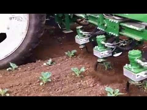 Heavy Equipment Accidents #RC amazing agriculture technology, inter row weeder machine, new modern a