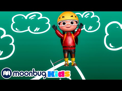 Imagination Song | And Lots More Original Songs | From LBB Junior!