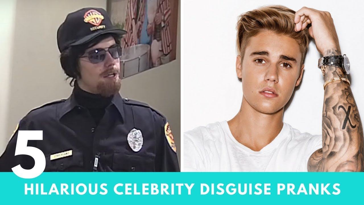 12 Hilarious Disguises Celebrities Have Used to Hide From thePaparazzi