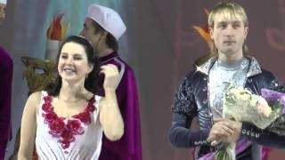 Представление участников Снежный король-2 Питер дневн..шоу 7.11