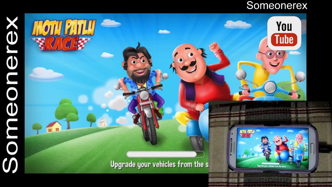 Motu Patlu Ki Jodi Patlu Ki Jodi Cartoon Android Gameplay Motu