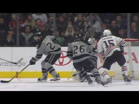 Chicago Blackhawks vs Los Angeles Kings | NHL | 26-NOV-2016