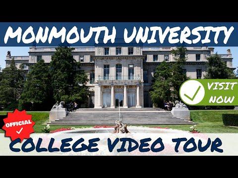 Monmouth University - Video Tour