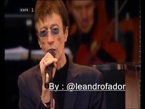 Robin Gibb - You Win Again [Live Denmark 2009]