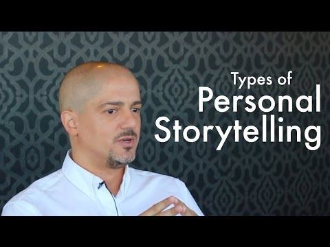 5 Types of Storytelling for Personal Branding