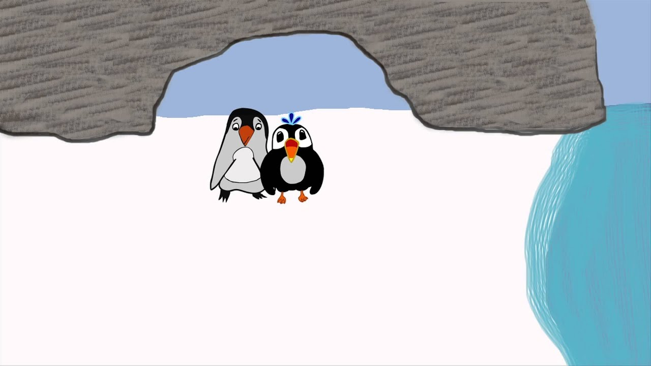 the puffin and the penguin youtube