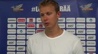 Tervetuloa, Sami Salminen!