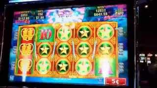 Jackpot Handpay Dragon