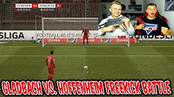Kranke SOFTAIR Bestrafung in BAYERN vs. HOFFENHEIM 11 Meter schießen vs. bro - Fifa 20 Ultimate Team