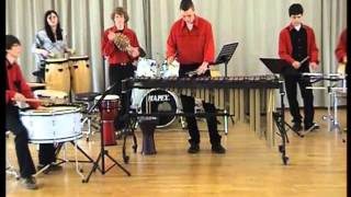 Barnim Percussion Ensemble - African Moods