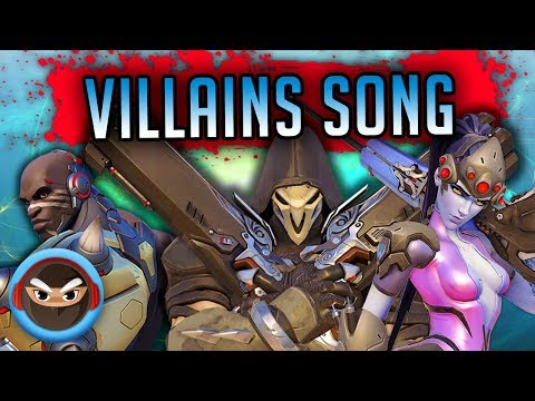 "OVERWATCH VILLAINS SONG ""Unite the Shadow"" by TryHardNinja & HalaCG"