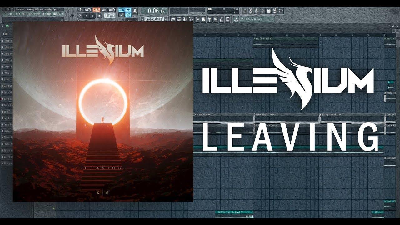 Illenium - Leaving | FL Remake + FLP (instrumental)