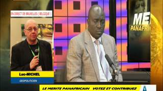 LE MERITE PANAFRICAIN     DU     13   02   2015