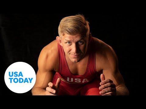 Kyle Dake's mind is set on wrestling for gold in Tokyo | USA TODAY