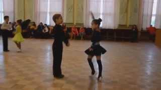 Танец ЧА ЧА ЧА  дети. Бальные танцы