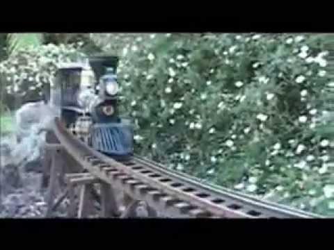 Garden Railway by David Fletcher. Part 3of4