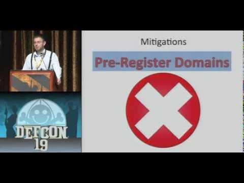 DEFCON 19: DNS Hijacking