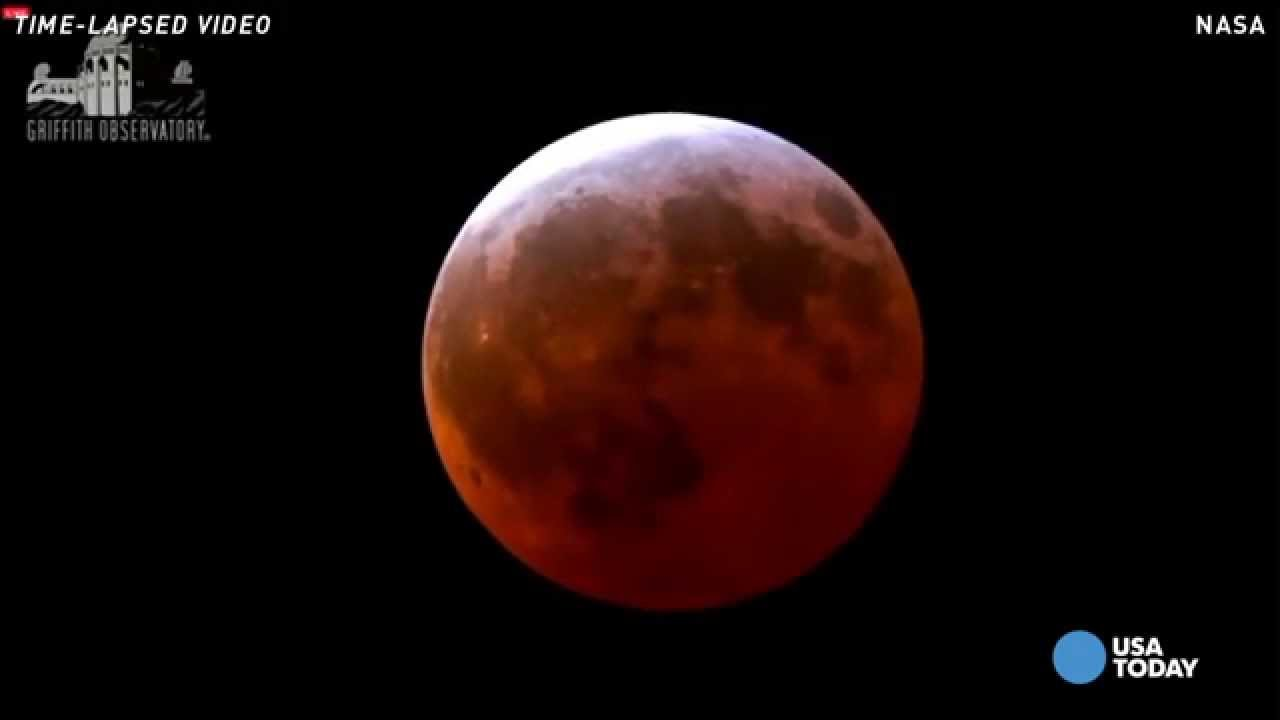 blood moon tonight detroit - photo #45