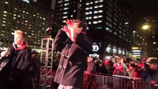 Jack & Jack - Cold Hearted on Michigan Ave. November 15, 2014